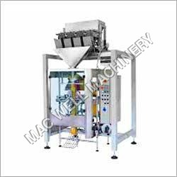 Four Head Weigher Packing Machine