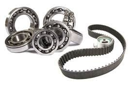 barring with timing belt