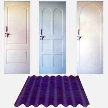 FRP Fiberglass Doors