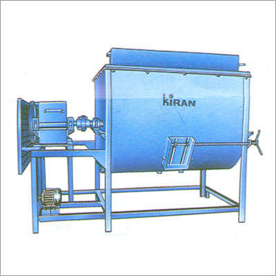 Horizontal Feed Mixers