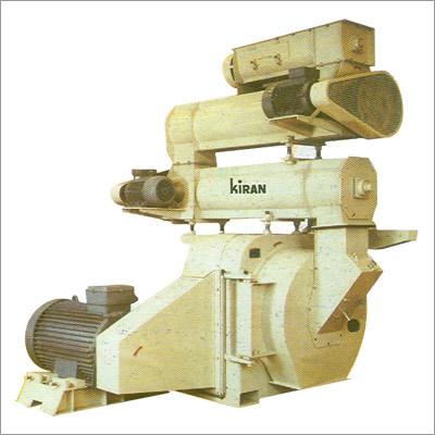 Heavy Duty Pellet Mill