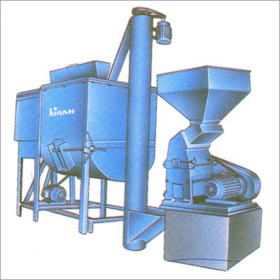 Composite Feed Mills