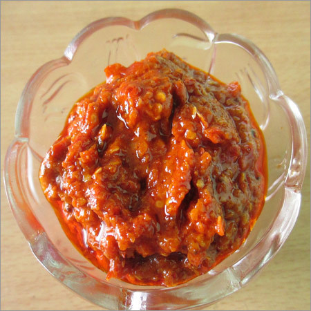 Red Chilli Thokku
