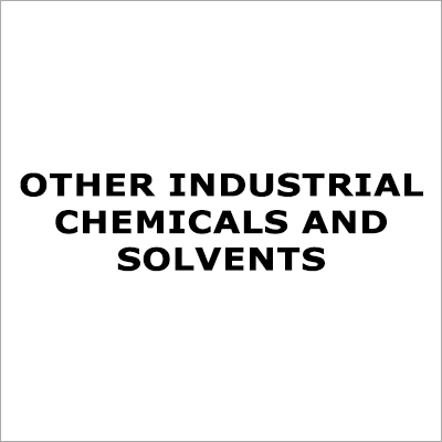 Industrial Chemical Solvents
