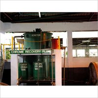 Chrome Effluent Treatment Plant