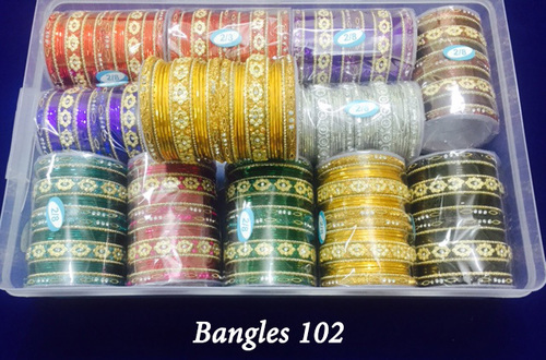 Designer Colorful Bangles