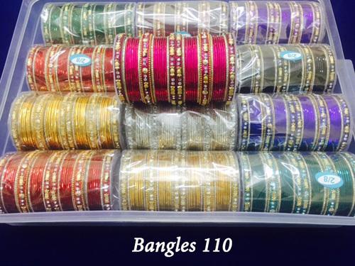 Designer Beaded Bangles