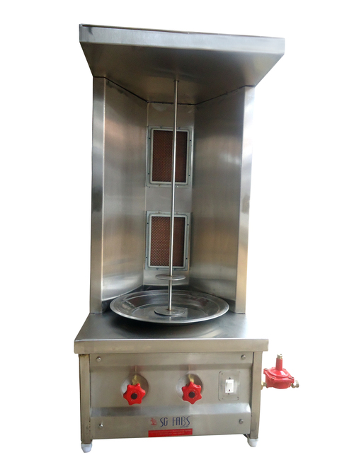 Table Top Shawarma Machine