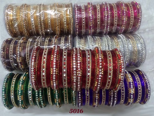 Party Wear Indian Bangles