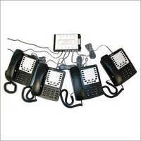 Telephone Paging System