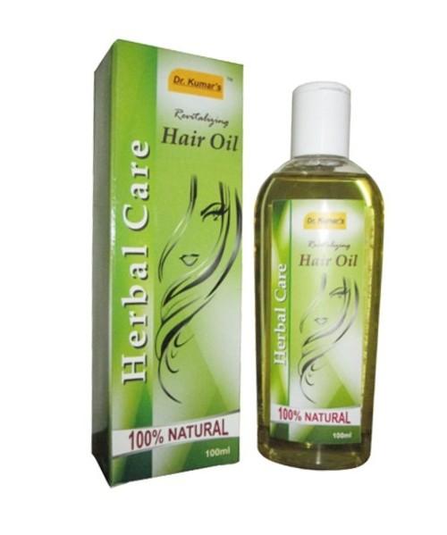 Revitalizing Hair Oil