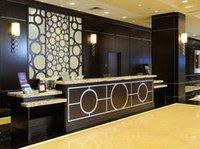 Hotel Reception Interior Designing Services