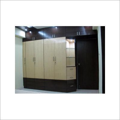 Wooden Cabinet Interior