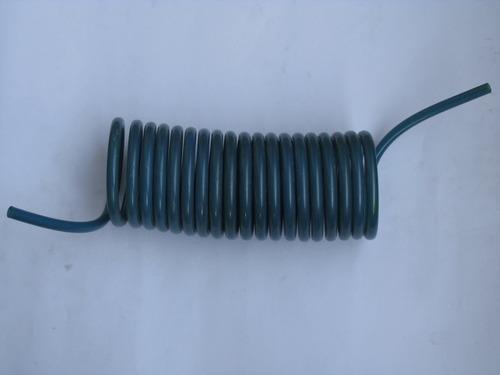 Nylon coil pipe red blue (set)