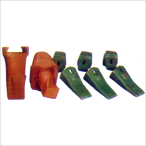 Soil Drilling Teeth (25T & V19)