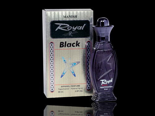 ROYAL BLACK Apparel Perfume Spray