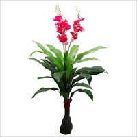 Mini Orchid Artificial Plant