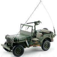 Willys Jeep Diecast Model