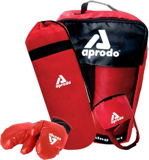 Kids Punch Bag Set