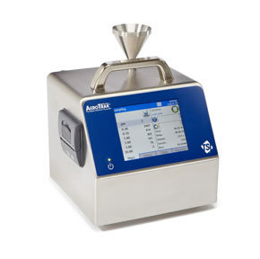 PORTABLE PARTICLE COUNTER