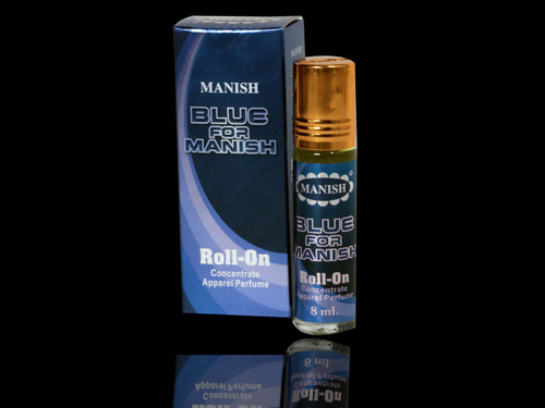 Blue For Manish Roll- On