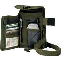 Military Type Travel Portfolio Bag