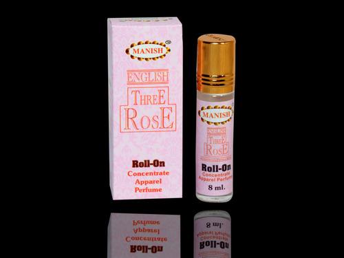 ENGLISH THREE ROSE Roll-On