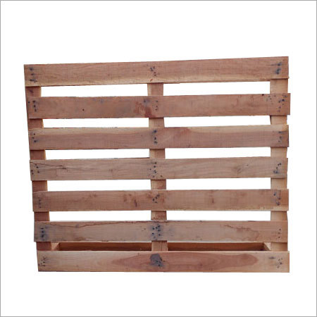 Wooden Paddy Crate