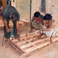 Wooden Custom Pallet