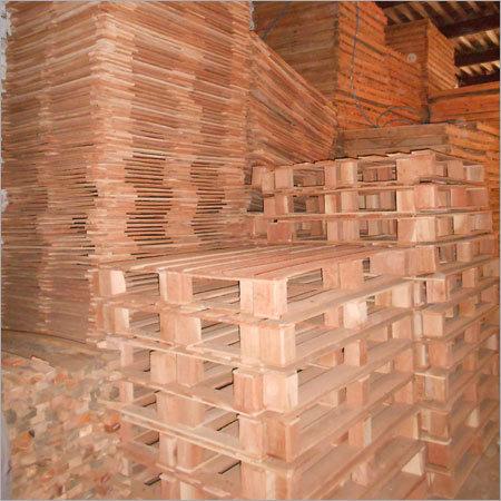 Custom Wooden Pallet