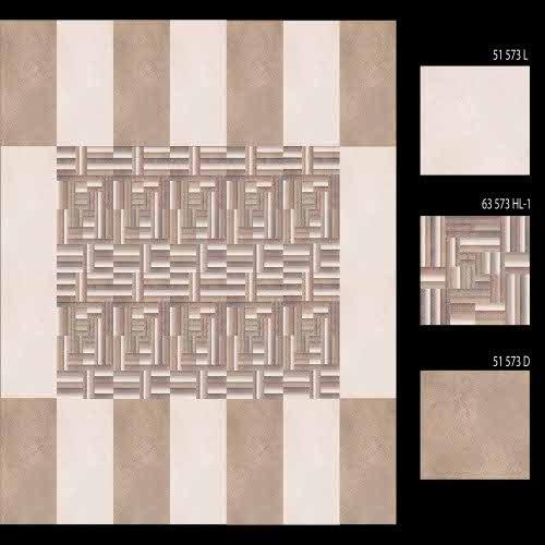 Digital bathroom tiles