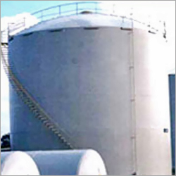 MS Fabricated Storage Tanks