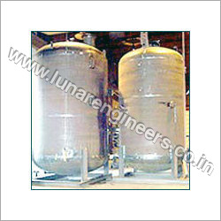 Fabricated Pressure Vessels