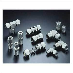 Tube Fitting - Compression Type