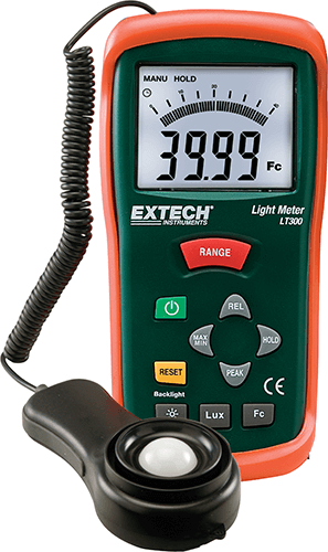 Light Lux Meter