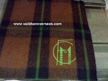 Logo Printed Blanket
