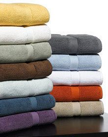 Dobby Bath Towels