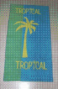 Printed Institutional Towels