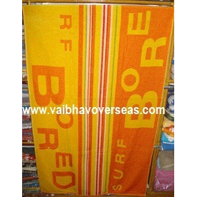 Logo Beach Towels