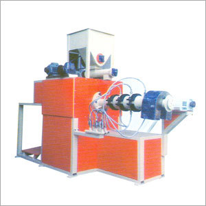 Extruded Food Processing Plant