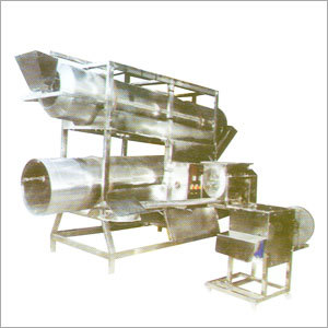 Extruded Food Processing Machine