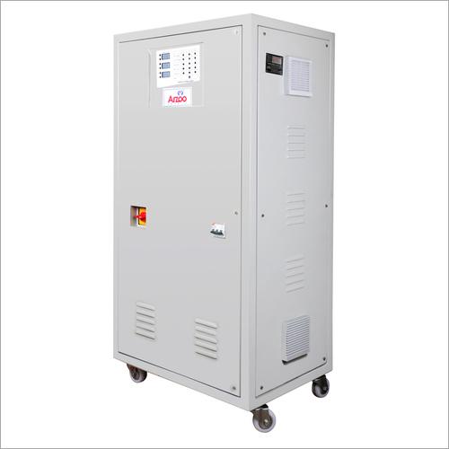 Servo Control Voltage Stabilizer