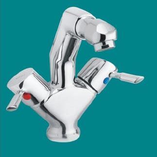Center Hole Basin Mixer Shipra
