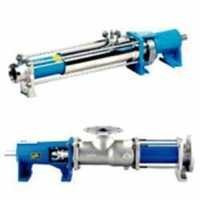 SS Screw Pumps