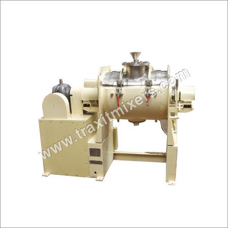 Industrial Plough Mixer