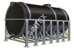 Horizontal Cylindrical Tanks