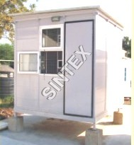 Prefabs for Security Cabins