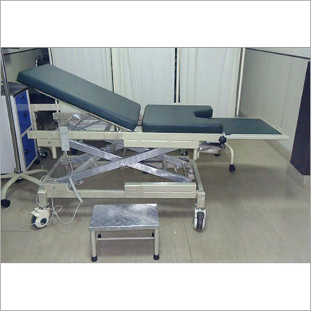 Gyne Examination Cum Delivery Bed