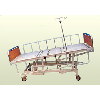 ICU Bed Mechanical (S.S Bow)