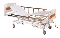 Hydraulic ICU Bed